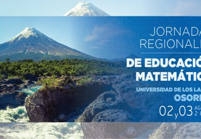 Jornadas Regionales de Educación Matemática – Agosto 2019