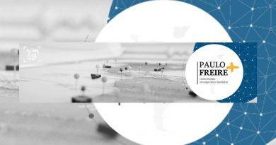Abierta convocatoria Programa Paulo Freire Plus de becas doctorales