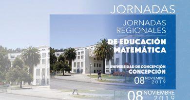 Jornadas Regionales de Educación Matemática – Concepción