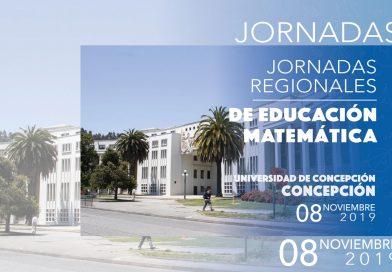 (POSPUESTA) Jornadas Regionales de Educación Matemática – Concepción