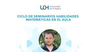 Ciclo de Seminarios Habilidades Matemáticas en el Aula – Miércoles 2 diciembre 2020