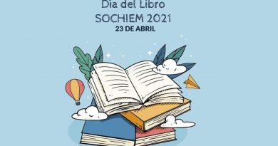 La Sociedad Chilena de Educación Matemática celebra contigo el Día del Libro. ¡Participa!