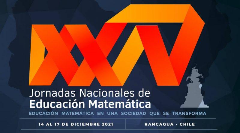 Primer Anuncio – XXV Jornadas Nacionales de Educación Matemática 2021
