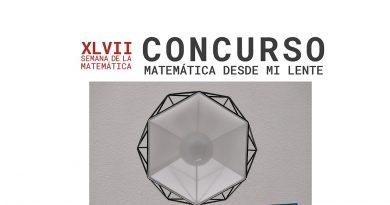 Concurso Matemática desde mi lente