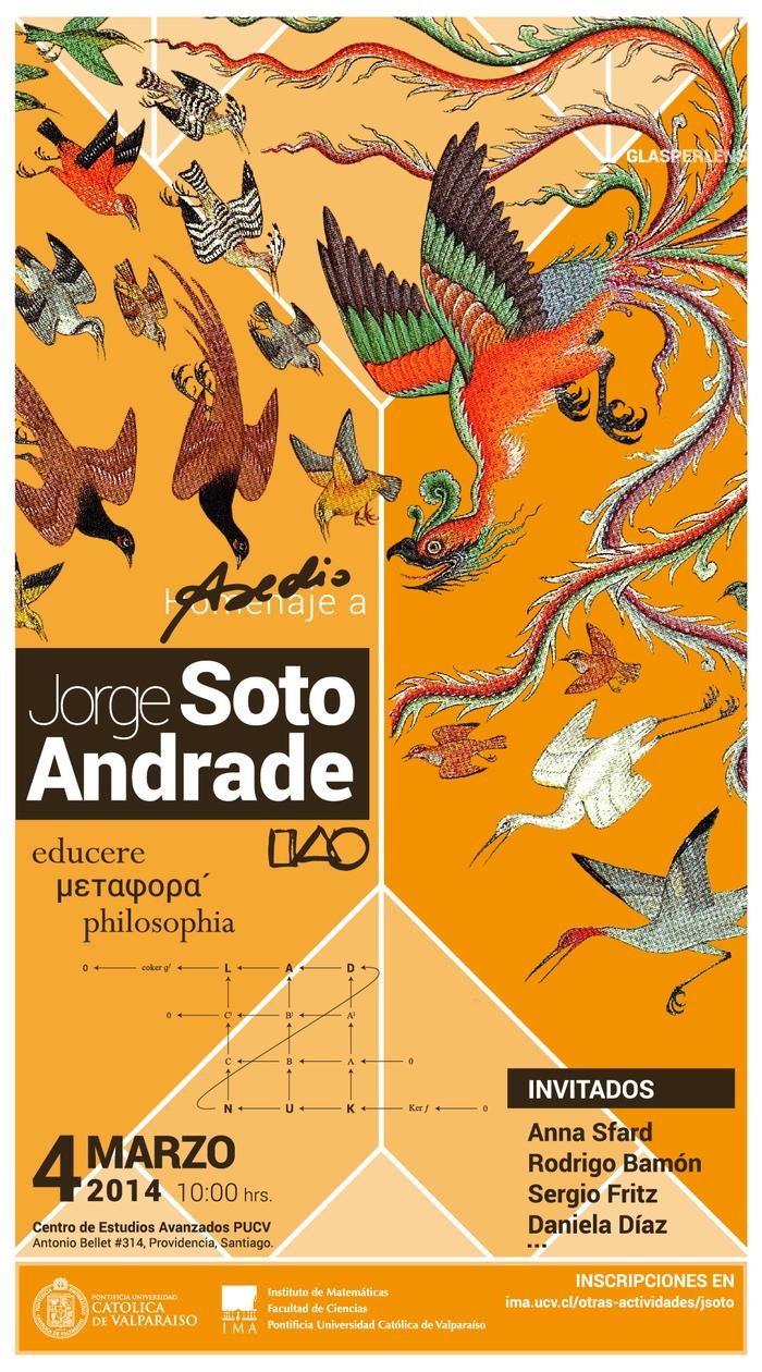 Homenaje Jorge Soto