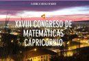 XXVIII Congreso de Matemáticas Capricornio