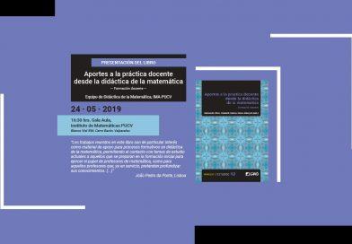 Presentación del Libro «Aportes a la práctica docente desde la didáctica de la matemática – Formación docente»