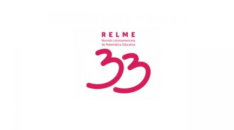 Reunión Latinoamericana de Matemática Educativa RELME33