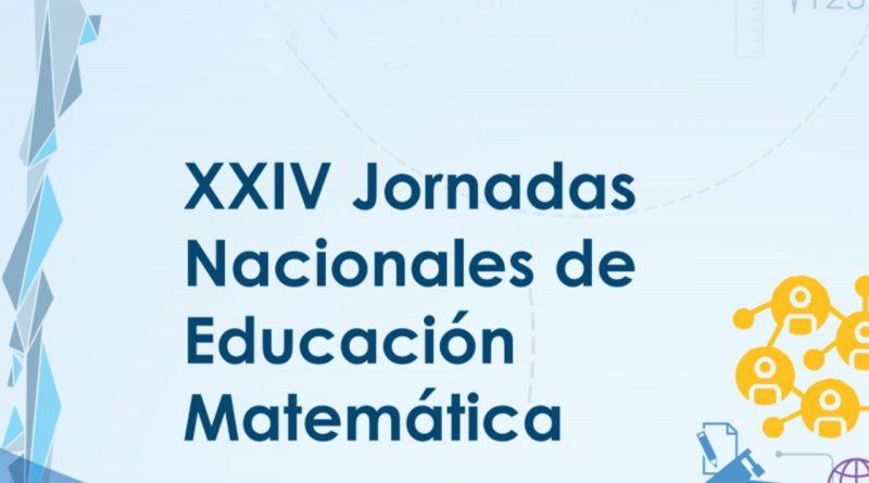 Tercer Anuncio – XXIV Jornadas Nacionales de Educación Matemática